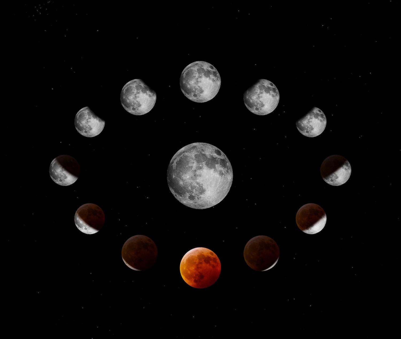 J'habite la lune