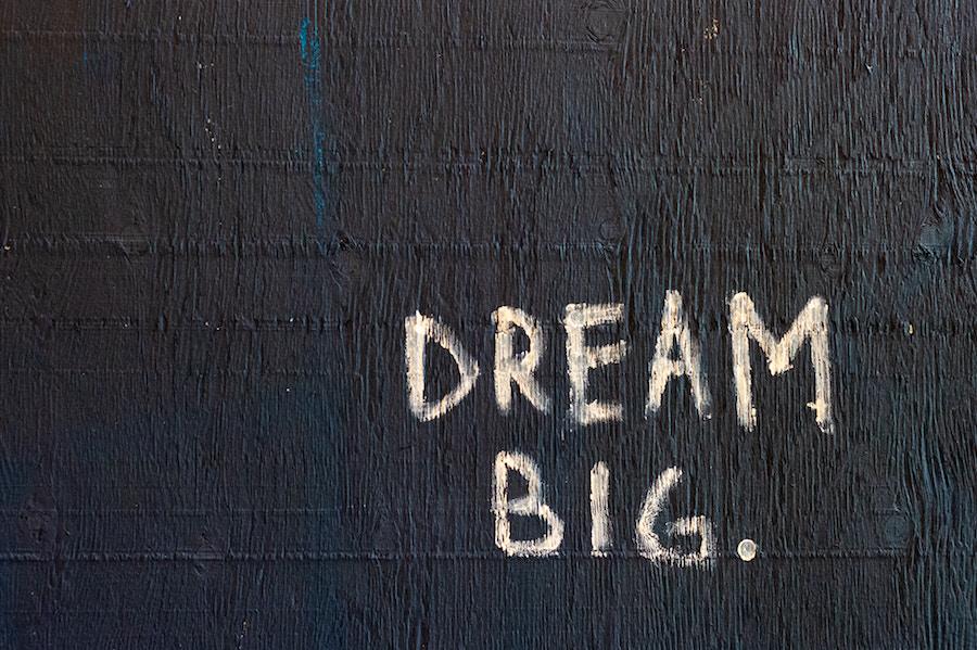 Les rêves vieillissent avec nous